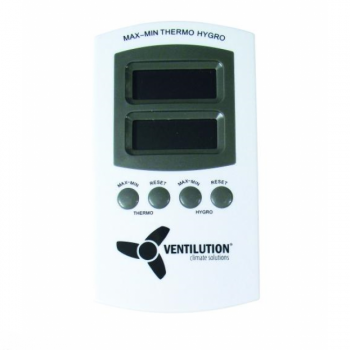 Ventilution Digitales Hygro- / Thermometer