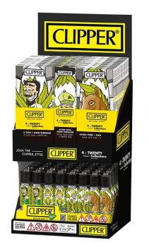 Clipper 4 Twenty Set 'Chess Weed'