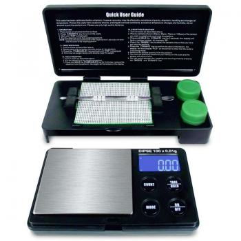 DIPSE Digitalwaage DAB SCALE 100