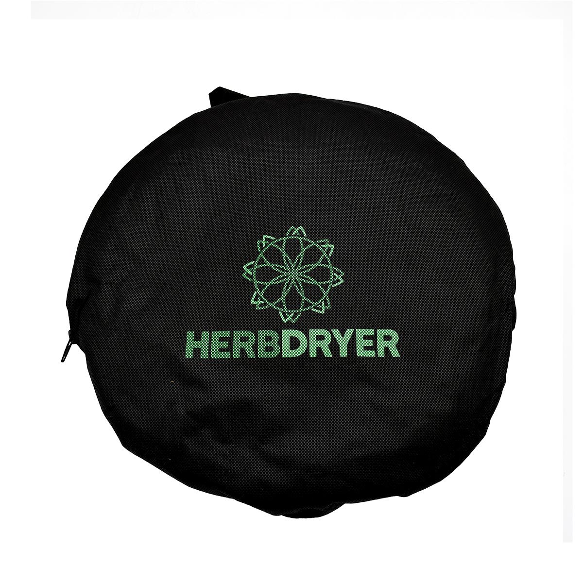 HerbDryer Trockennetz mit Lüfter und Aktivkohlefilter Drying Rack Kräuter Grow