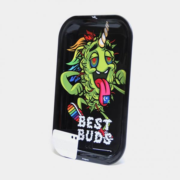 Best Buds 'LSD' Metal Rolling Tray
