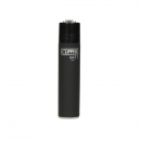 Clipper Micro Feuerzeug 'Soft Touch All Black'
